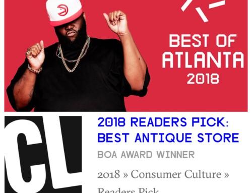 Kudzu Wins Best Of Atlanta!