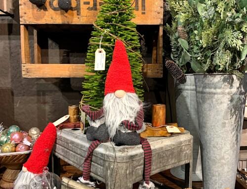 Holiday Shopping Parties, Santa + A Book Signing At Kudzu!