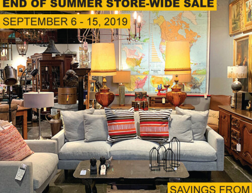End Of Summer Store-Wide Sale