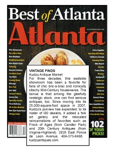 Atlanta Mag Best of cover