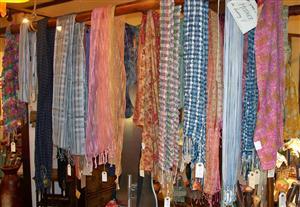 fair trade scarves
