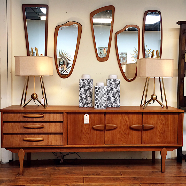 Mid Century And Retro Furniture In Atlanta Kudzu Antiques