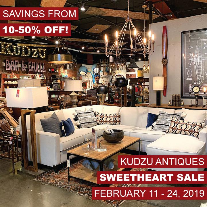 Kudzu's Storewide Sweetheart Sale!